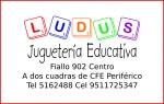Juguetería Educativa LUDUS